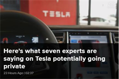 Tesla-CNBC