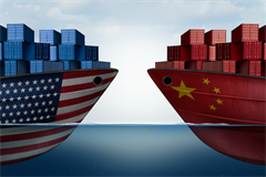 US China Trade War Cropped