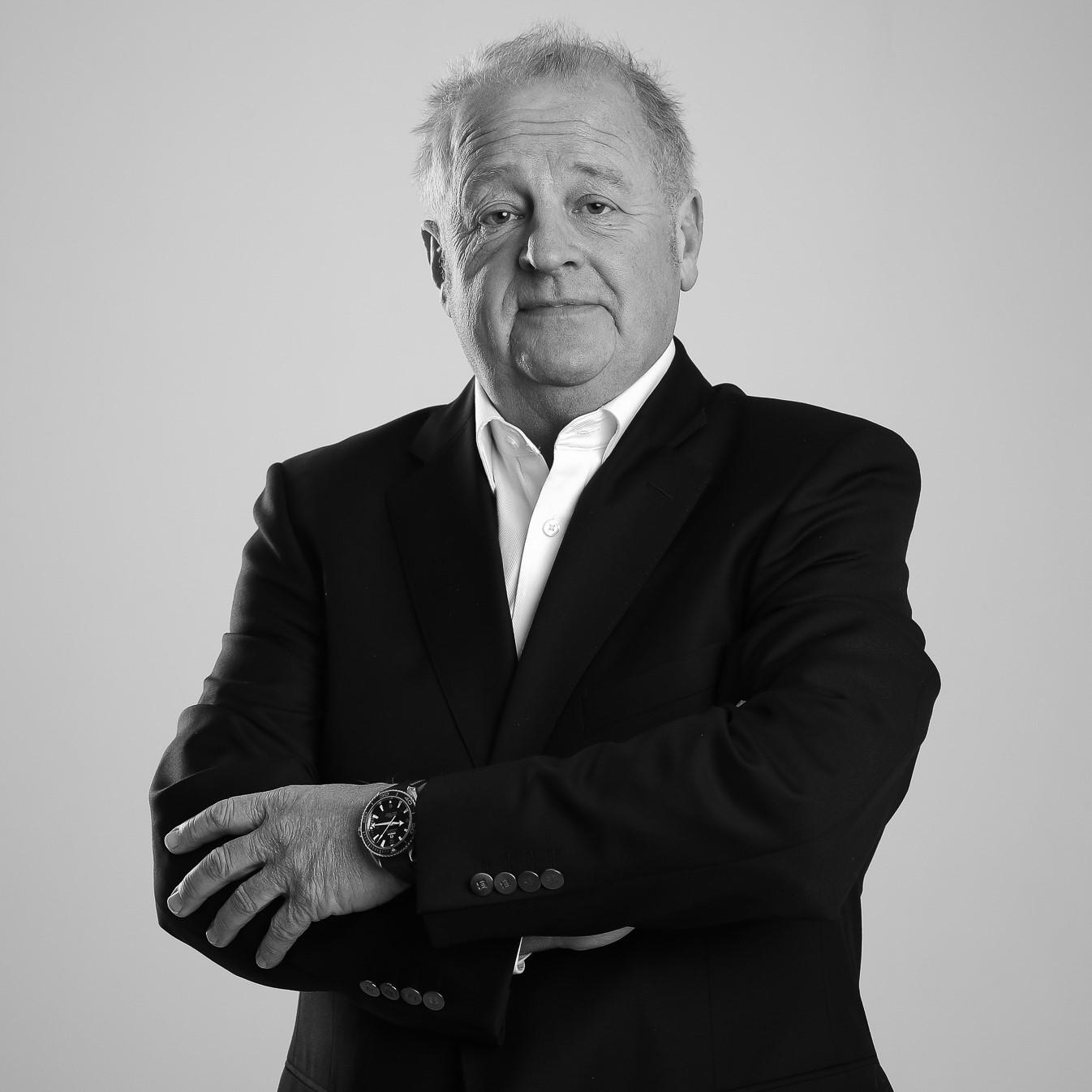 Alan Mumby