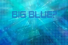 Big Blue News Block