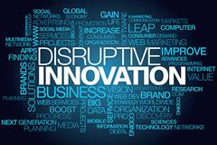 Disruptive Innovation Theme Block