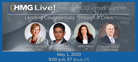 HMG Live! 2020 Houston CIO Virtual Summit