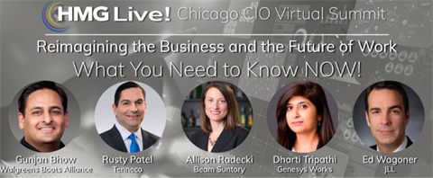 HMG Live! Chicago CIO Virtual Summit