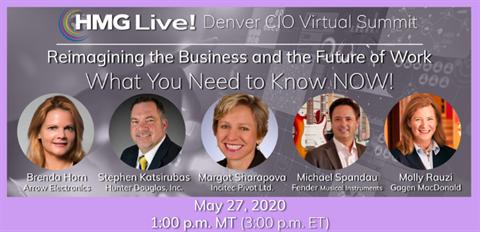 HMG Live! Denver CIO Virtual Summit