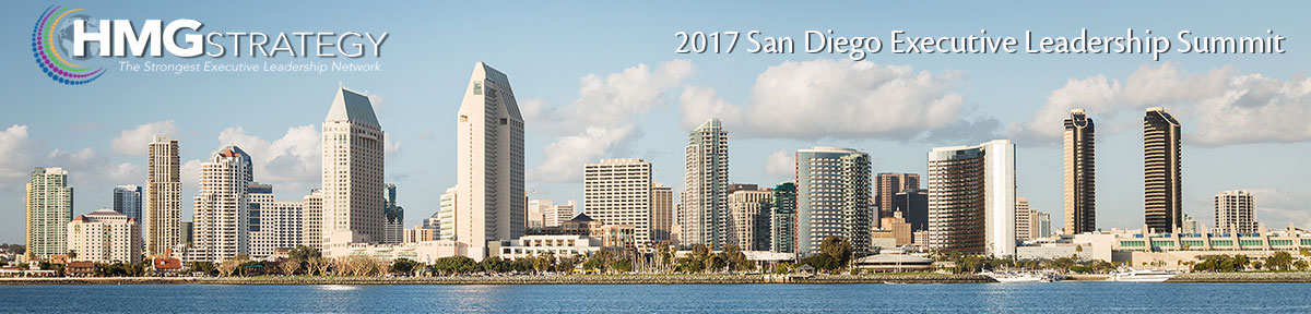 HMG Strategy's 2017 San Diego CIO Executive Leadership Summit