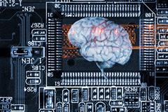 Intelligent Brain Microchip News Block