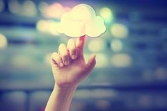 Reaching for the Cloud News Block