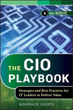 The CIO Playbook Cover_Nick Colisto