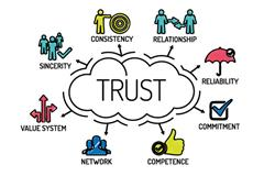 Trust chart News Block
