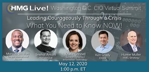 Washington, D.C. CIO Virtual Summit