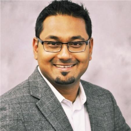 Rohit Antao headshot