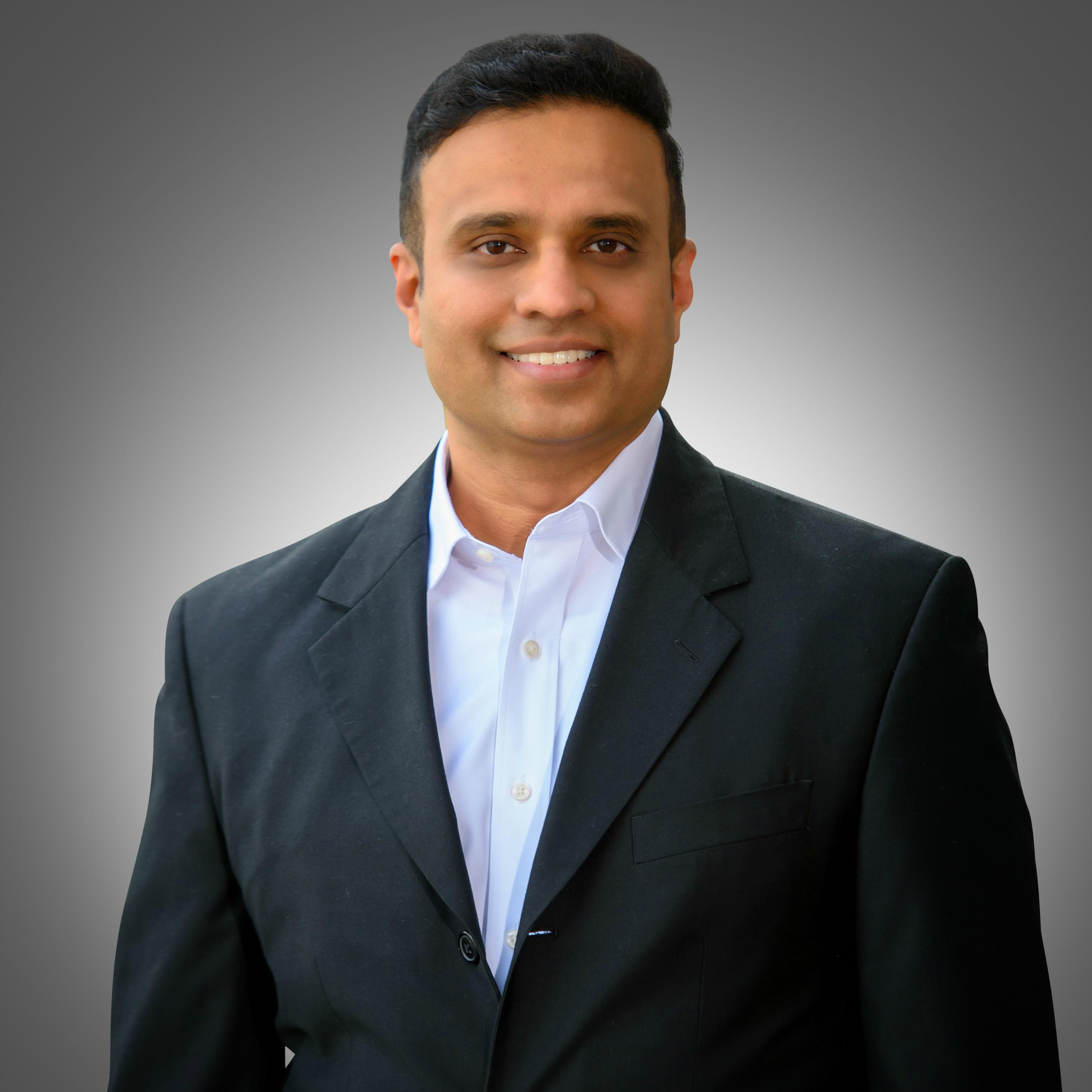 Shashi Kiran headshot