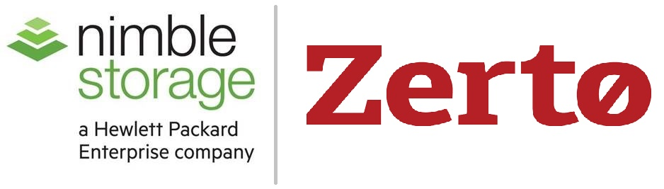 Nimble Storage & Zerto