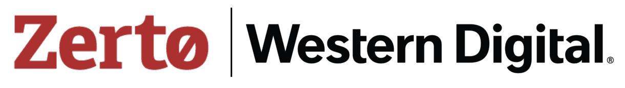 Zerto / Western Digital