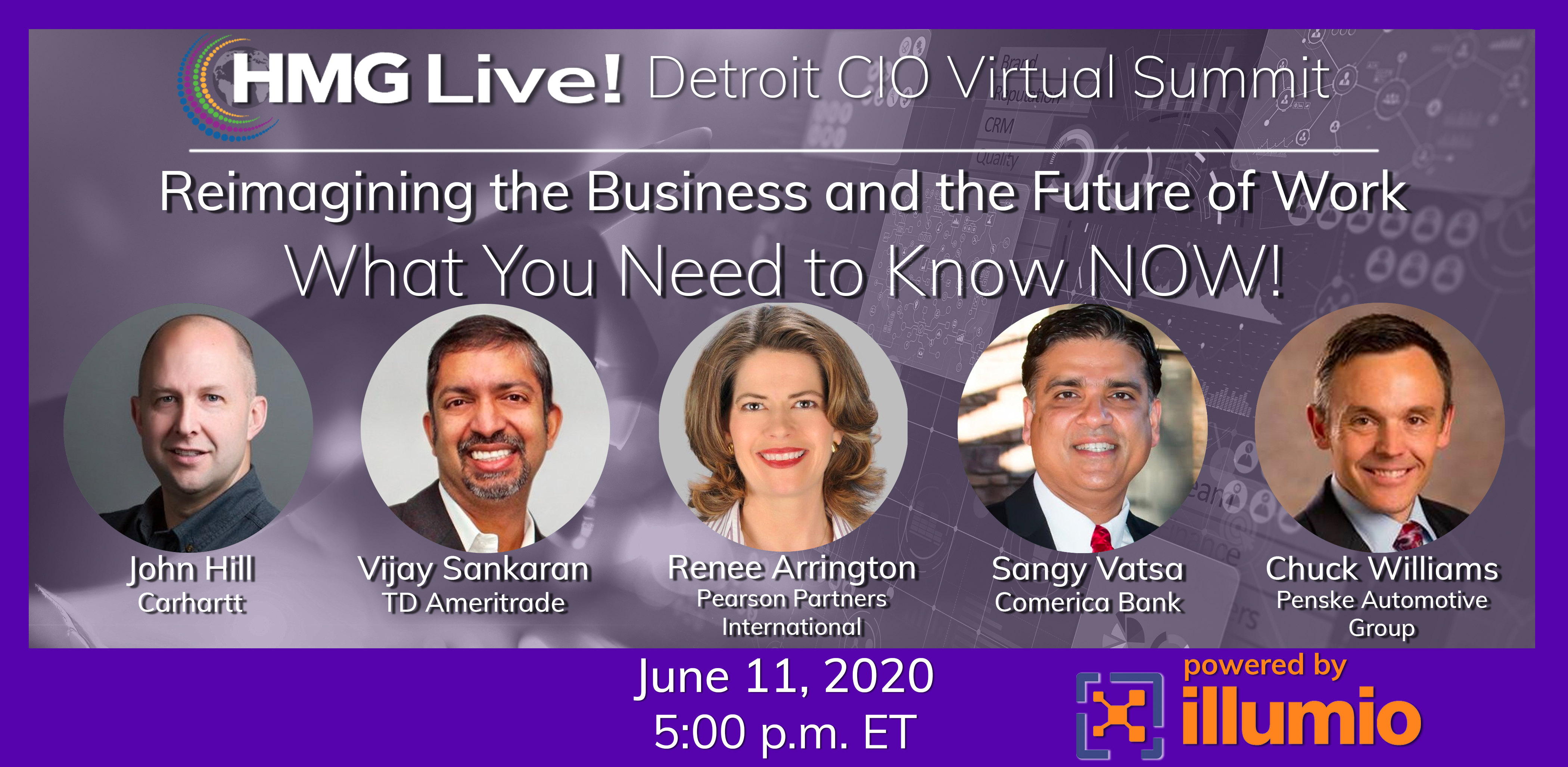 Detroit Virtual Summit Graphic
